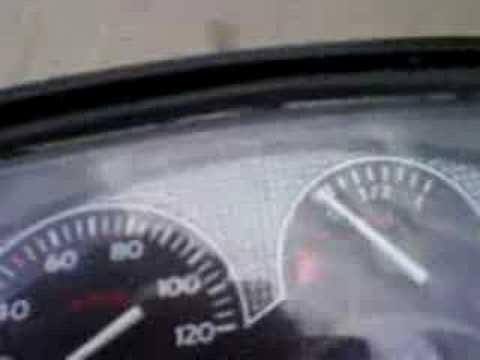 piaggio typhoon x50 top speed - youtube