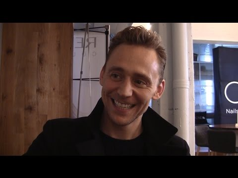 Tom Hiddleston Talks 'High Rise', 'I Saw the Light', and Future Projects