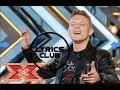 watch he video of X Factor Uk 2017 - Aidan Martin - Punchline - Lyrics by LyricsClub