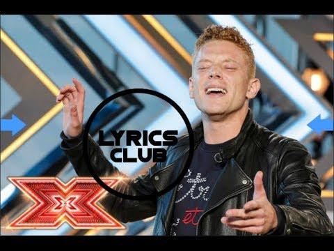 X Factor Uk 2017 - Aidan Martin - Punchline - Lyrics by LyricsClub