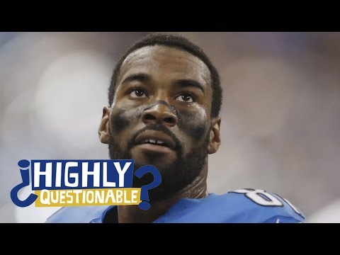 Lions Invite Calvin Johnson To Training Camp | Highly Questionable | ESPN