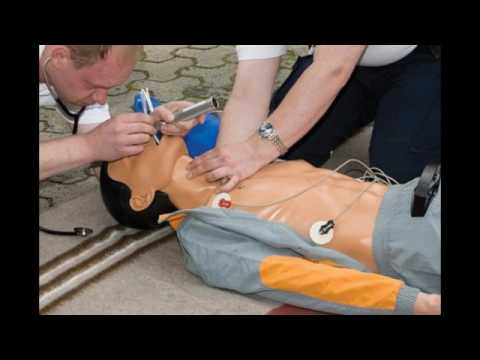 Miami cpr bls aed first aid certification classes - YouTube