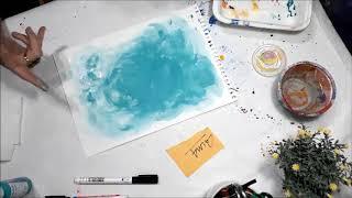 Painting Fullness - Proceso de creación Mood Board Artístico - Paso3