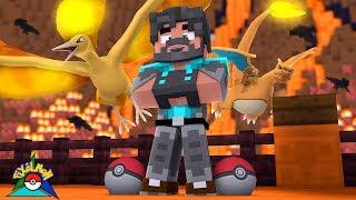 SUMMONING MOLTRES!!! [#31]   Minecraft: Pokémon Trinity [Pixelmon]