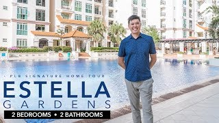 Estella Garden 835 000 To Own A Freehold 936sqft 2 Bedder Unit At Flora Road Youtube