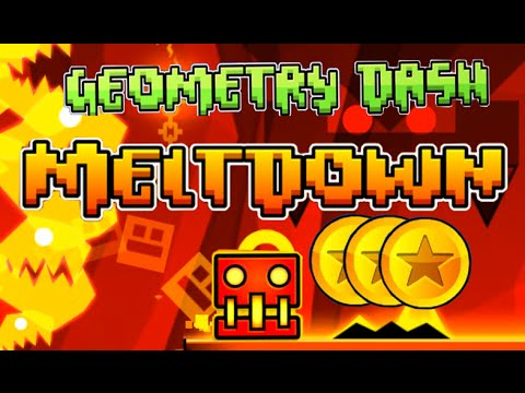 Музыка из игры geometry dash meltdown