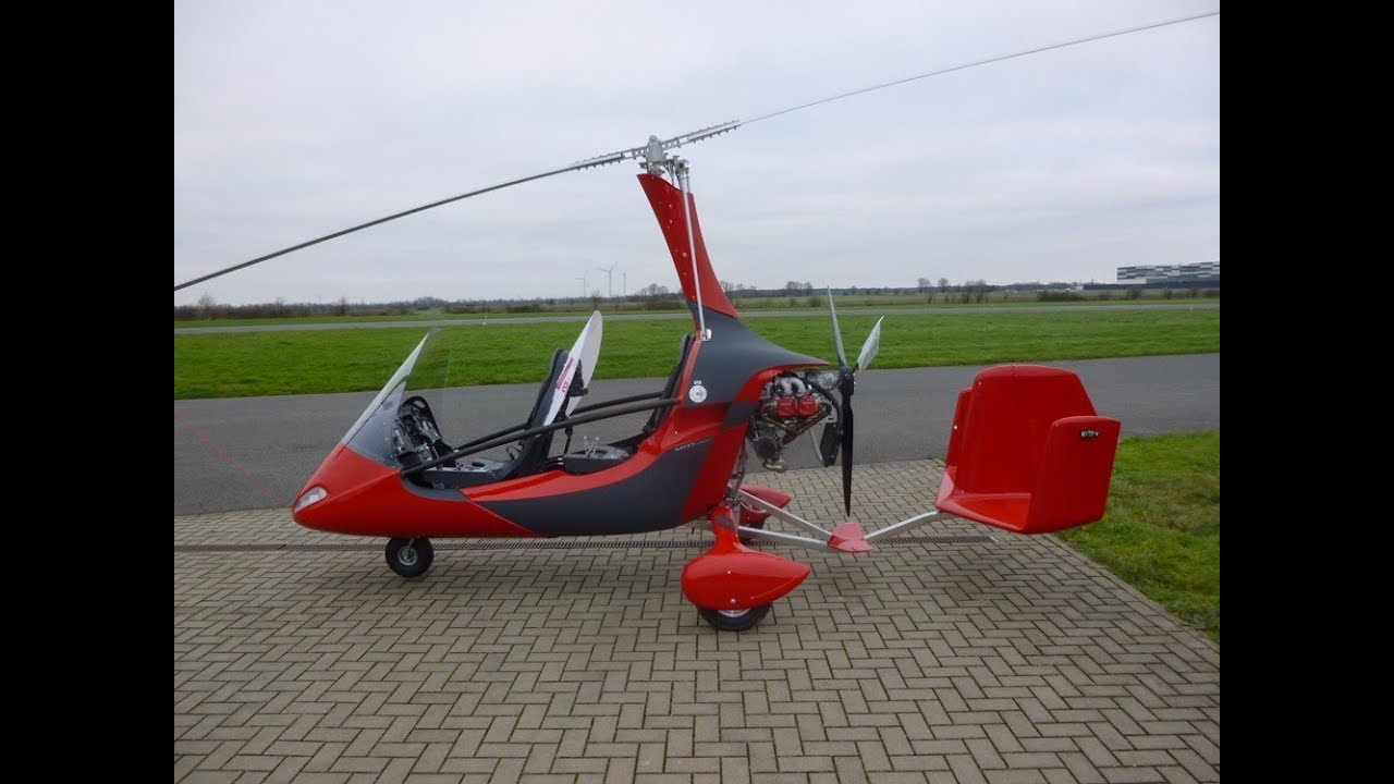 Auto Gyro MTO-Sport 2017 aircraft review
