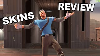 Team Fortress 2 - Gun Mettle Skins Review