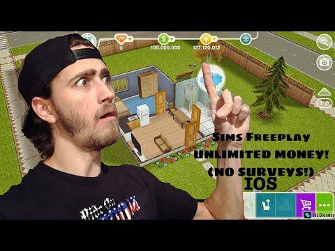 Sims Freeplay (Unlimited MONEY Cheat | No Surveys!)