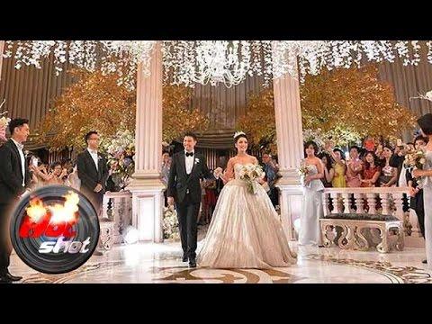 Mewahnya Resepsi Pernikahan Glenn-Chelsea - Hot Shot 04 Oktober 2015