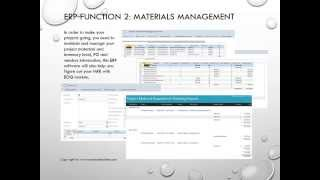 This is enterprise resource planning (erp) software for small to medium sized business management and operation. prov...