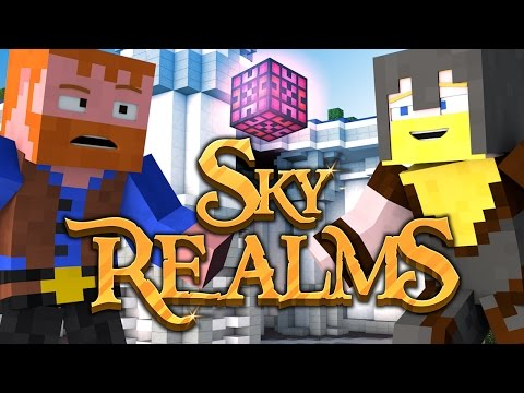 A Minecraft Tale ★ THE SKY REALMS