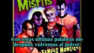 Misfits Dust To Dust (subtitulado español)