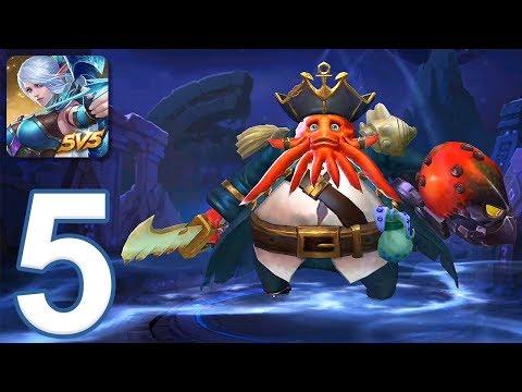Mobile Legends: Bang Bang - Gameplay Walkthrough Part 5 (iOS, Android)