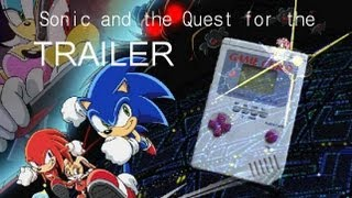 Ashens and the Quest for the GameChild Trailer | Sonic Edition