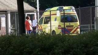 Dode jongen in zwembad Hunzepark