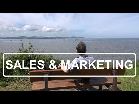 Beach Walk Insights - The Confusion of Sales and Marketing
