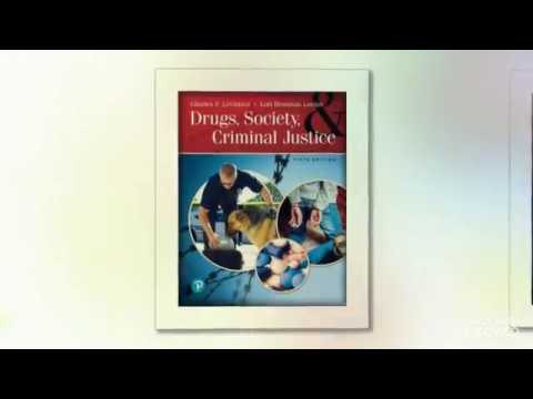 Test Bank Drugs, Society And Criminal Justice 5th Edition Levinthal