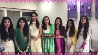 Ae Dil Hai Mushkil | Jai Hind College celebrates Diwali with ADHM