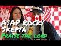 A$AP Rocky - Praise The Lord (Da Shine) ft. Skepta | REACTION
