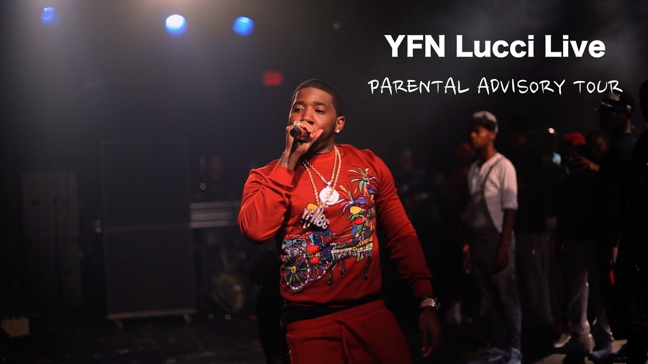 YFN Lucci — Microphone Check