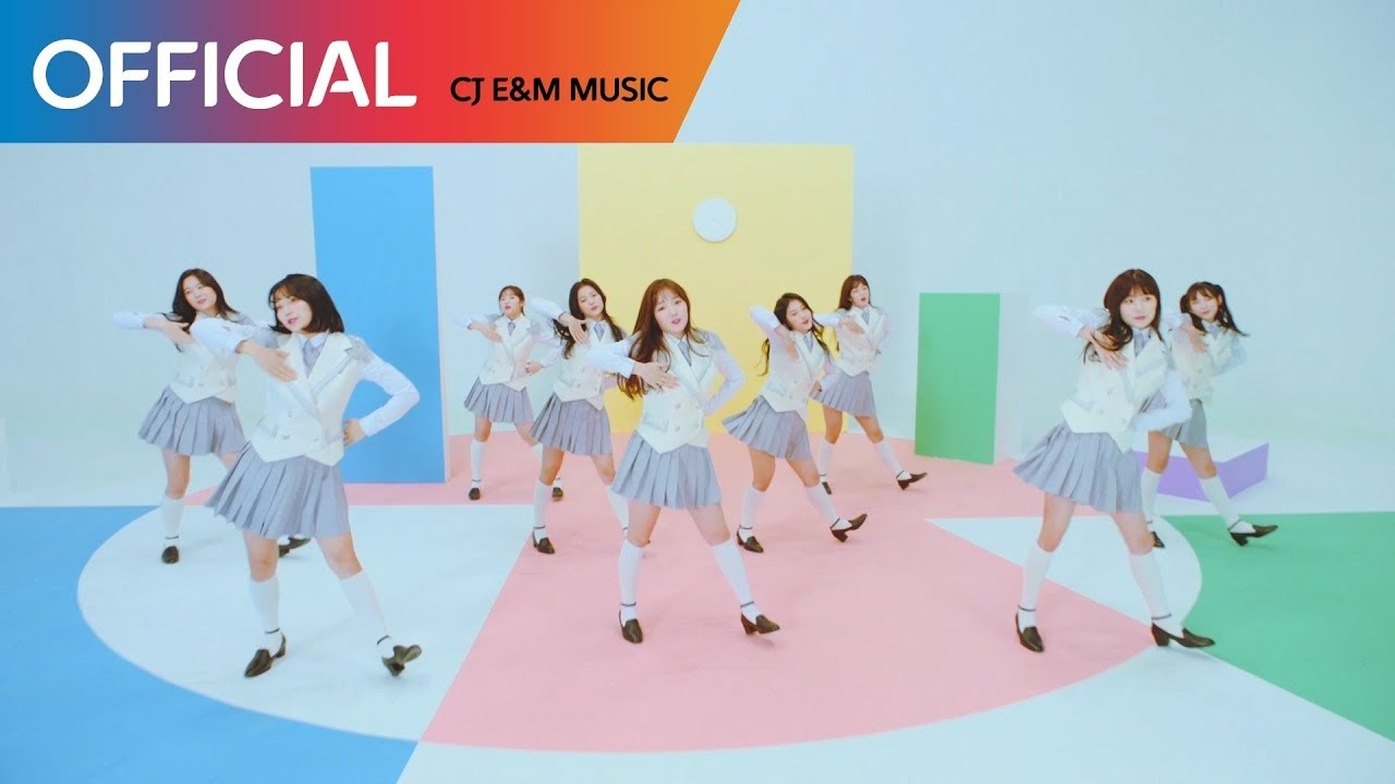 Download fromis_9 (프로미스_9) - 유리구두 (Glass Shoes) MV