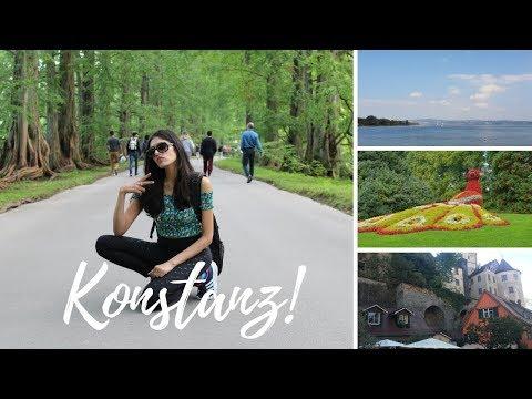 A day in Konstanz |Minau Island , Meersburg |Travel Vlog |Lake shore |Old Town |Must See Attractions