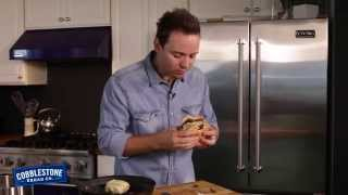 Between The Bread With Chef Nathan Lippy - Herbs De Provence Turkey Burger With Red Onion Jam