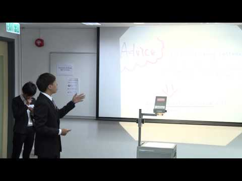 HSBC Asia Pacific Business Case Competition 2014   Round 1 F3   National Taiwan Normal University