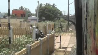 Duronto Coimbatore Express - Curves After Irugur