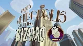 Сказания Метрополиса - Бизарро (Rus Sub)