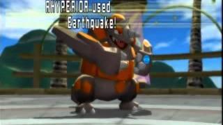 Pokemon Battle Revolution - Rhyperior the Superior