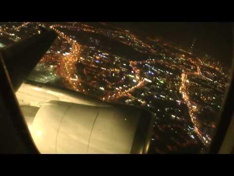 A310-300 Biman take off Dubai - Chittagong - Dhaka