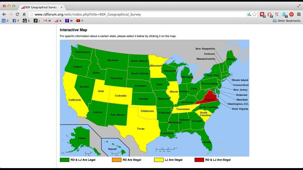 What Radar Bands, Radar Guns, and Laser Guns are used in your area?