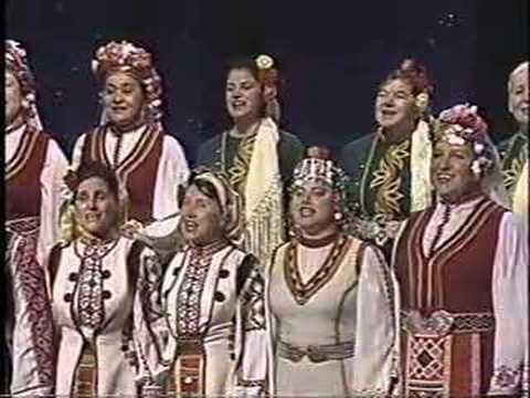"""The Bulgarian Women's Choir sing """"Oh Susanna"""""""