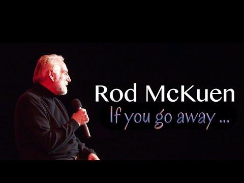 Rod McKuen -  If You Go Away (SR)