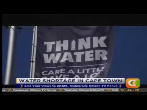 Citizen Extra : Water shortage in Cape Town