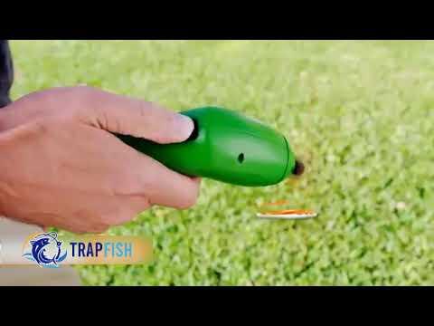 ZIP TRIM GARDEN WEED CUTTER – LIGHTWEIGHT DETACHABLE WEED TRIMMER