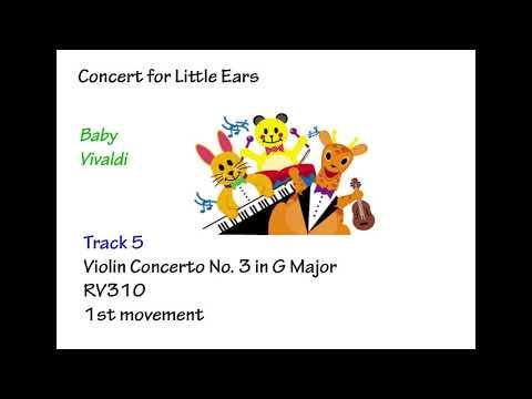 Baby Einstein - Baby Vivaldi (2003) Concert Hall