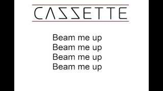 CAZZETTE   Beam Me Up Official Lyrics)1080p