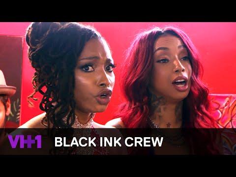 Donna black ink crew leaked