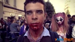 Paris Zombie Walk 2015: Les Morts-vivants envahissent la Capitale !