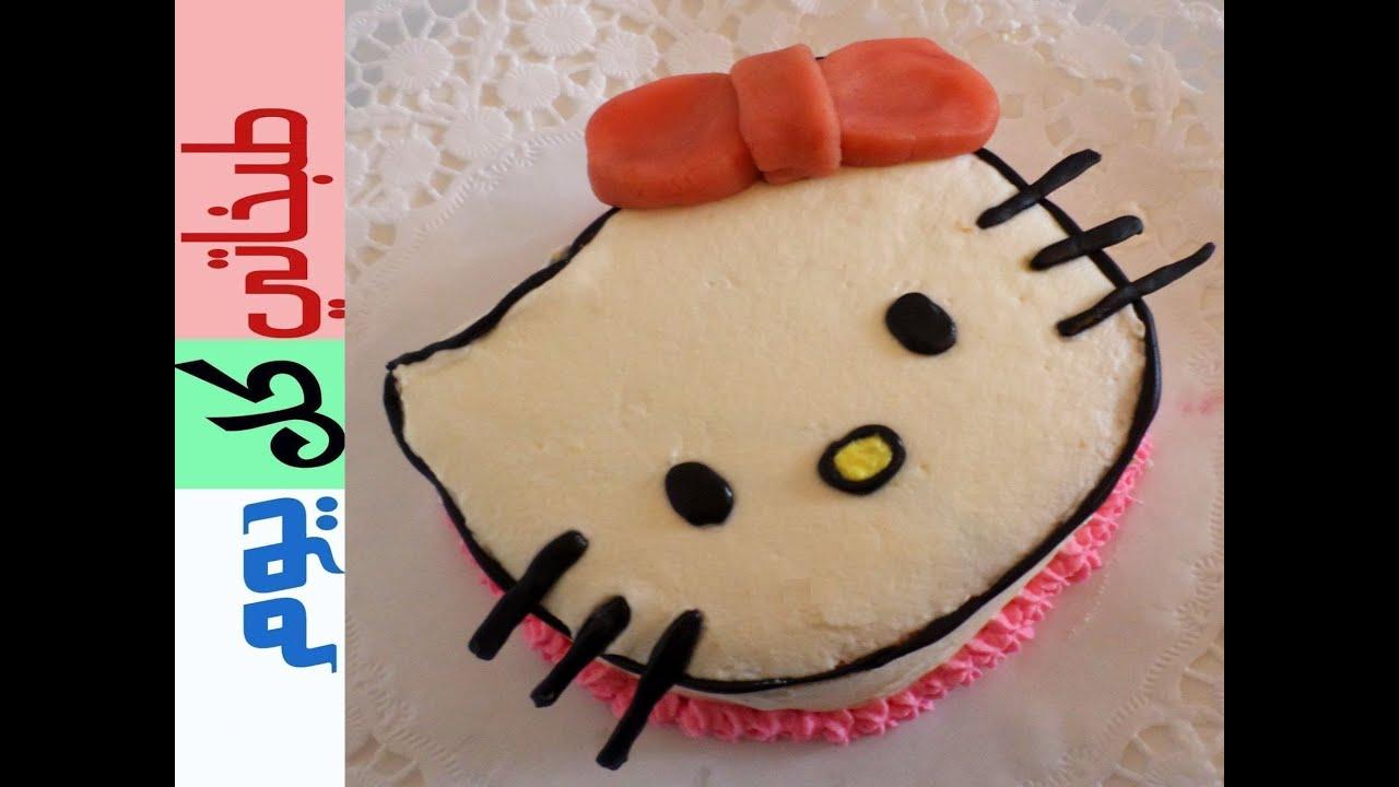 Cat Face Cake Ideas