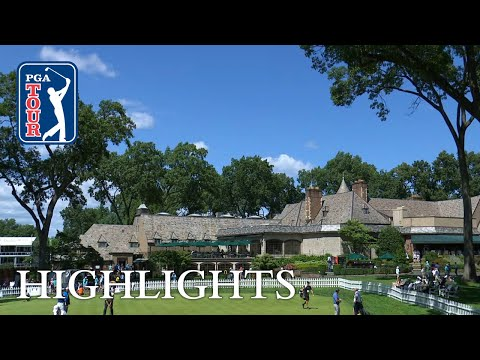Highlights | Round 1 | THE NORTHERN TRUST 2018