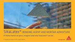 SikaLatex® - Bonding Agent and Mortar Admixture