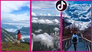 Tik Tok Trung Quốc 🏆🥇🏅Những nơi đẹp nhất trên thế giới ai cũng ước tới 1 lần - Tik Tok Phong Cảnh