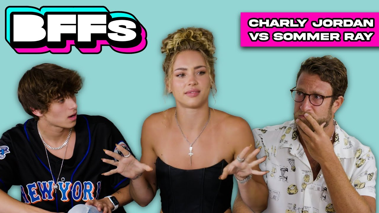 Charly Jordan Says Sommer Ray Is Bringing Up Old Drama For Clout