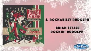 Rockabilly Rudolph - The Brian Setzer Orchestra