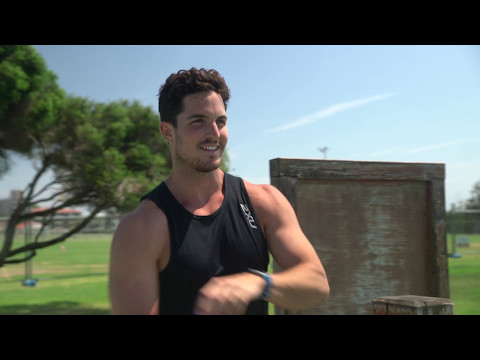 Drew Harrisberg - Accredited Exercise Physiologist