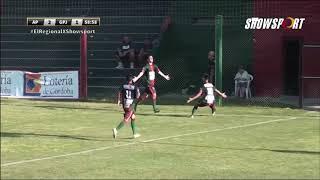 Resumen del partido | Arg. Peñarol 2 (Rojas y Solferino) - Juniors 2 (Soriano y Deveuax)